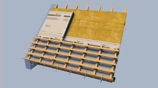 Izolacija kosog krova sa spoljašnje strane