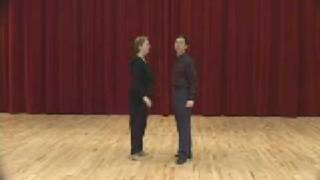 getlinkyoutube.com-Bronze Cha Cha - The Three Cha Chas Ballroom Dance Lesson