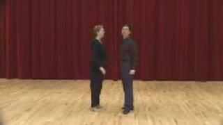 Bronze Cha Cha - The Three Cha Chas Ballroom Dance Lesson