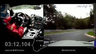 Dodge Viper Lap Record at Nürburgring