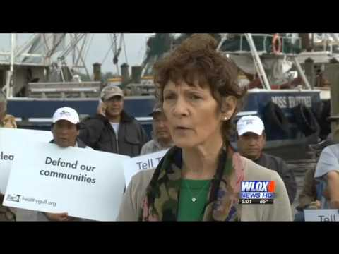 BP Oil Spill Biloxi, Mississippi 4 Years Later