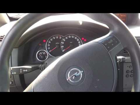 Кондиционер. Opel meriva