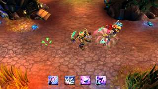 getlinkyoutube.com-Guardian of the Sands Kha'Zix Skin Spotlight - League of Legends