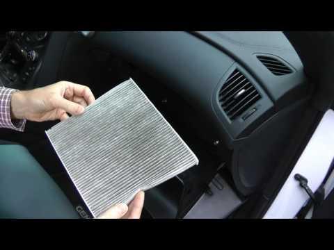 Hyundai Genesis Coupe () - Cabin Air Filter Replacement.