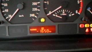 getlinkyoutube.com-BMW E46 - 318d - HowTo reset Oilservice Information - Ölservice Zähler zurücksetzen