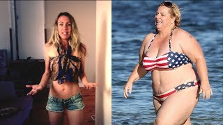 getlinkyoutube.com-40 year old 650lb virgin & Biggest Loser Rachel Frederickson
