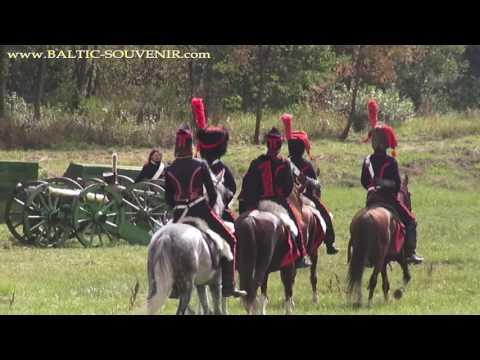 Реконструкция Бородинского сражения, часть IV_Калужский Путник