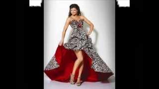 getlinkyoutube.com-Veshje për mbrëmje të maturës (Për femra)