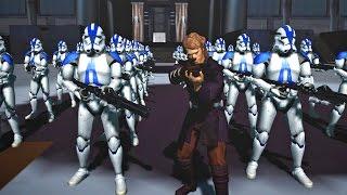 getlinkyoutube.com-Star Wars Galaxy At War Mod Knightfall order 66 Jedi Temple