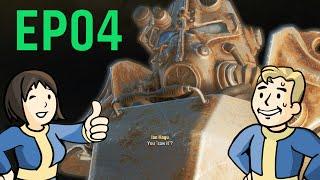 【H&TのFallout 4】第4話「早すぎる!機動騎士 対 デスクロー」