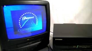 getlinkyoutube.com-1995 PIONEER LASER DISC PLAYER - CD CDV LD PLAYER CLD-D604 w/ KARAOKE