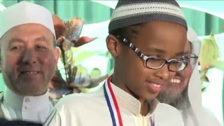 Final Highlight Video Imam ShaatibI Qur'an Competition KARMEL MASJID