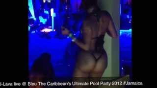 getlinkyoutube.com-J-Lava Live @ BLEU The Caribbean's Ultimate Pool Party 2012 Jamaica