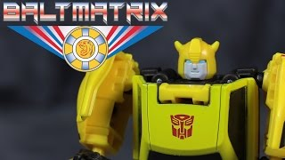 getlinkyoutube.com-Transformers: Titans Return - Legends Bumblebee