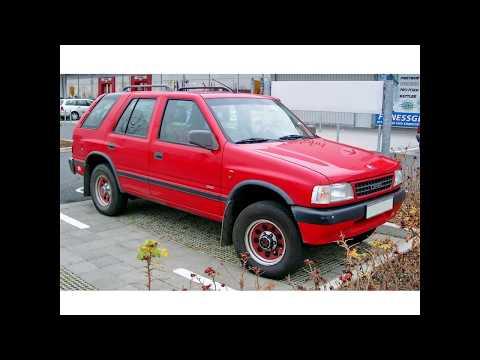 Насосы омывателей стекол - Opel Frontera A