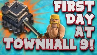 "getlinkyoutube.com-Clash of Clans: ""Farm... and Upgrade!"" 