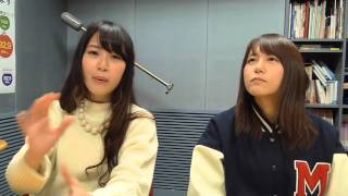 getlinkyoutube.com-2015年12月31日(木)2じゃないよ!高柳明音vs大場美奈