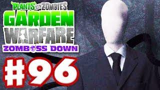 getlinkyoutube.com-Plants vs. Zombies: Garden Warfare - Gameplay Walkthrough Part 96 - Slender Man! (Xbox One)