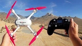 getlinkyoutube.com-Hubsan H502E Worlds Cheapest GPS Camera Drone Flight Test Review