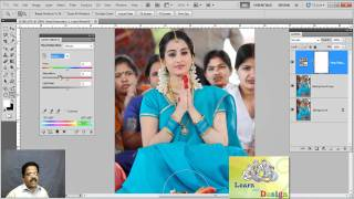 getlinkyoutube.com-PHOTOSHOP TRAINING DRESS COLOUR CHANGE