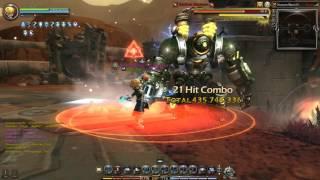 getlinkyoutube.com-Dragon Nest A - Awakened Inquisitor Solo Granom Nest (Hardcore) 2