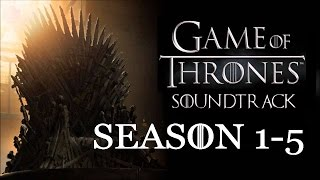 getlinkyoutube.com-Game Of Thrones - Soundtracks Season 1-5