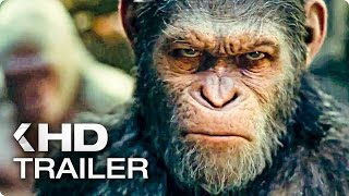 getlinkyoutube.com-WAR FOR THE PLANET OF THE APES Trailer (2017)