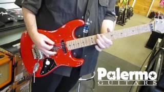getlinkyoutube.com-Palermo PG3 Guitar Test with EVH 5150 EL34 100 Watt Half Stack