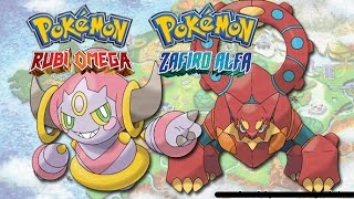 getlinkyoutube.com-Como conseguir a Hoopa y a Volcanion en pokemon Rubi Omega/Zafiro alfa