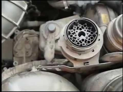 Расположение в Сатурн Вуе фильтра кондиционера