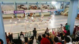 getlinkyoutube.com-Color Guard Indonesia Marching Band Gita Handayani Aceh - All Of me BMBC 2014