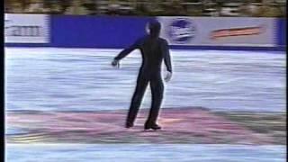 getlinkyoutube.com-Rudy Galindo - 1996 U.S. Figure Skating Championships, Men's Long Program
