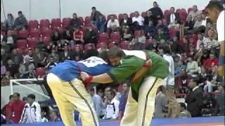Четвертый чемпионат мира по борьбе на поясах