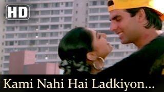 getlinkyoutube.com-Kami Nahi Ladkiyon Ki - Akshay Kumar - Mamta Kulkarni - Sunil Shetty - Waqt Hamara Hai Songs
