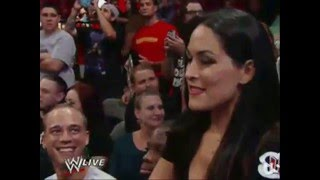 Roman Reigns and Brie Bella