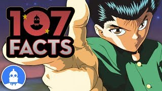 107 Yu Yu Hakusho Anime Facts YOU Should Know - 107 Anime Facts S2 E7 - Cartoon Hangover width=