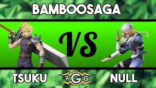 7GG Bamboo Saga - Tsuku (Cloud) Vs. Null (Shiek) Losers Side