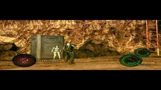 getlinkyoutube.com-Resident Evil 5 PC Mod - Toilet Surprises