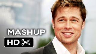 Ultimate Brad Pitt Movie Mashup (2014) HD width=