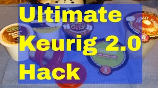 getlinkyoutube.com-Ultimate Keurig 2.0 Hack! All menu choices unlocked and for your use!