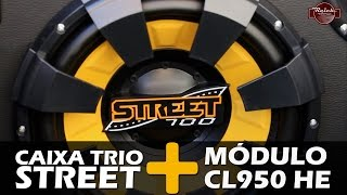 getlinkyoutube.com-Caixa Trio com Spyder Street + Módulo Stetsom CL950 HE na Reich Store
