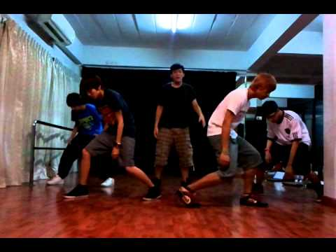 InSpirit cover INFINITE - Dance Practice (111014)