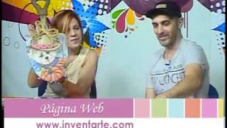 getlinkyoutube.com-Detalles Magicos con MimiLuna Invitado Ge Riviera Pintura Osos parte 1