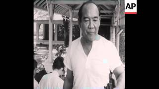 getlinkyoutube.com-SYND 18/6/70 ARCHIVE / FILE FOOTAGE OF PRESIDENT SUKARNO OF INDONESIA