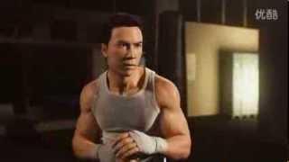 Donnie Yen vs Bruce Lee - Official: A Warrior's Dream