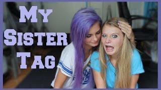 getlinkyoutube.com-My Sister Tag! | HeyThereImShannon