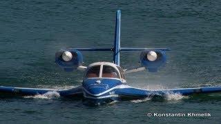 getlinkyoutube.com-Бе-103 Гидроавиасалон 2010 Be-103 Hydro Air Show 2010