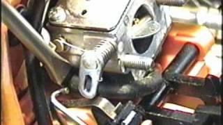 getlinkyoutube.com-Stihl MS250 Chainsaw Teardown