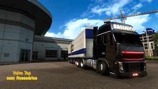 getlinkyoutube.com-Euro Truck Simulator 2 - Volvo com Acessórios