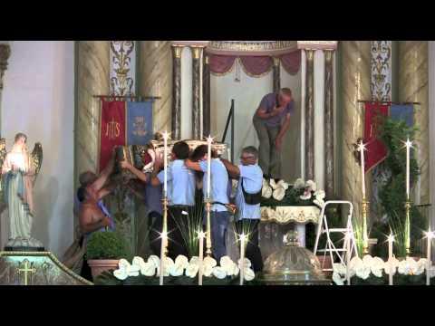 Festa della Madonna 2012 a Caltabellotta (Ridotto)